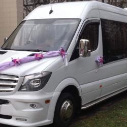 Заказ микроавтобуса на свадьбу в Симферополе